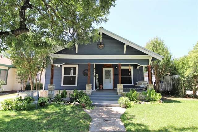 1807 1st Street, Brownwood, TX 76801 (MLS #14412022) :: Century 21 Judge Fite Company