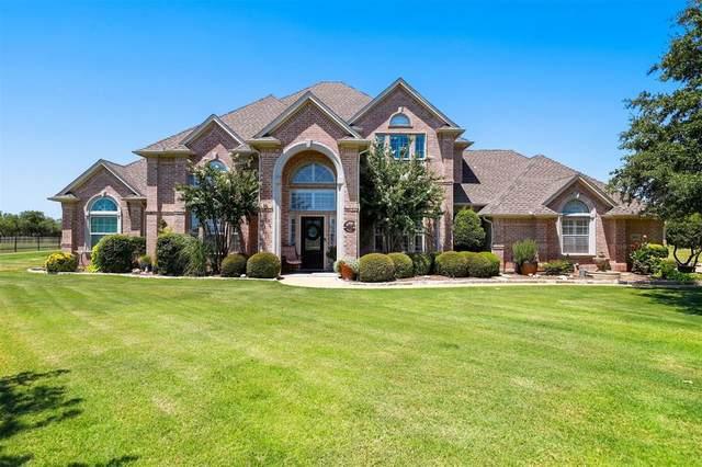 10113 Tantarra Drive, Burleson, TX 76028 (MLS #14412029) :: Century 21 Judge Fite Company