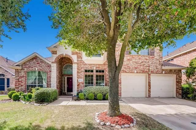 10313 Wood Drive, Rowlett, TX 75089 (MLS #14412034) :: NewHomePrograms.com LLC