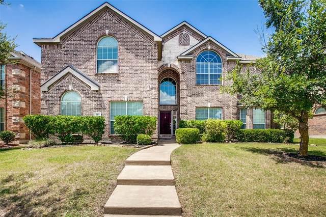 213 Rose Garden Way, Red Oak, TX 75154 (MLS #14412049) :: The Sarah Padgett Team