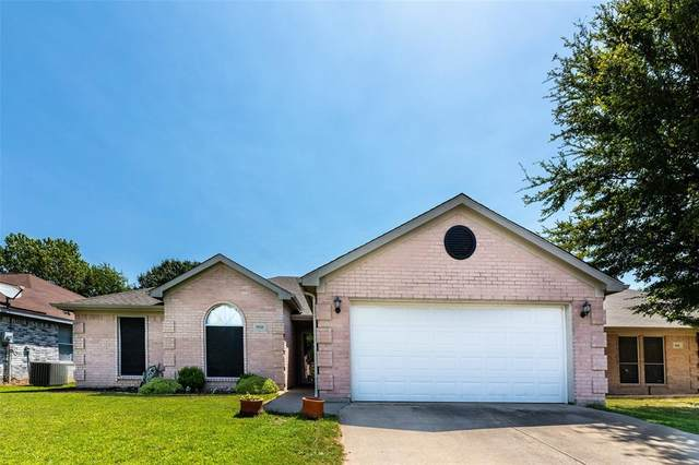 8020 Jolie Drive, Fort Worth, TX 76137 (MLS #14412078) :: The Heyl Group at Keller Williams