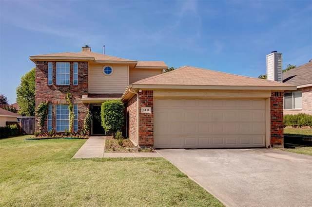 1411 Courtland Lane, Mckinney, TX 75069 (MLS #14412094) :: The Heyl Group at Keller Williams