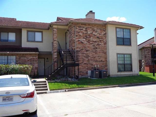 920 Turtle Cove #252, Irving, TX 75060 (MLS #14412122) :: Results Property Group