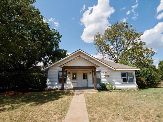 1317 Blewett Street, Graham, TX 76450 (MLS #14412134) :: The Heyl Group at Keller Williams