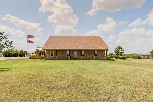9287 Boom Branch Road, Sanger, TX 76266 (MLS #14412153) :: The Rhodes Team