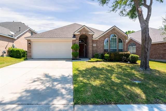 2701 Travis Drive, Mckinney, TX 75072 (MLS #14412227) :: NewHomePrograms.com LLC
