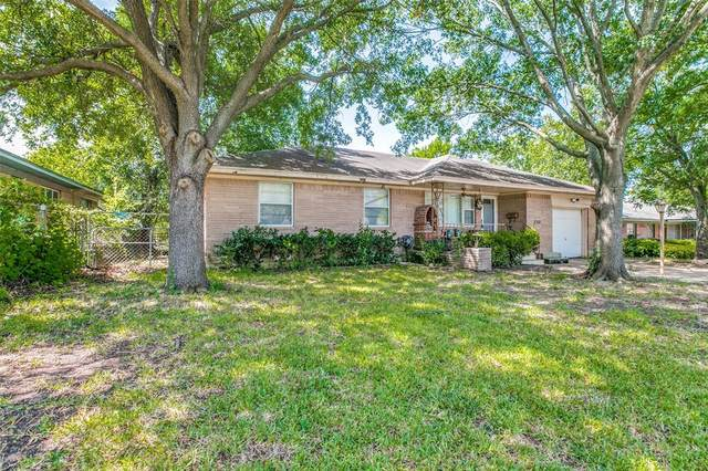 210 Azalea Drive, Duncanville, TX 75137 (MLS #14412244) :: The Heyl Group at Keller Williams