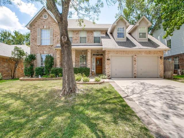 2721 Stonepointe, Mckinney, TX 75072 (MLS #14412265) :: The Heyl Group at Keller Williams