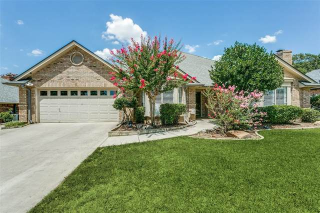 3315 Fox Glen Drive, Colleyville, TX 76034 (MLS #14412274) :: The Heyl Group at Keller Williams