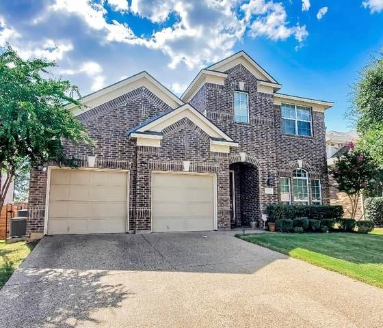 5163 Welara Drive, Grand Prairie, TX 75052 (MLS #14412286) :: The Heyl Group at Keller Williams