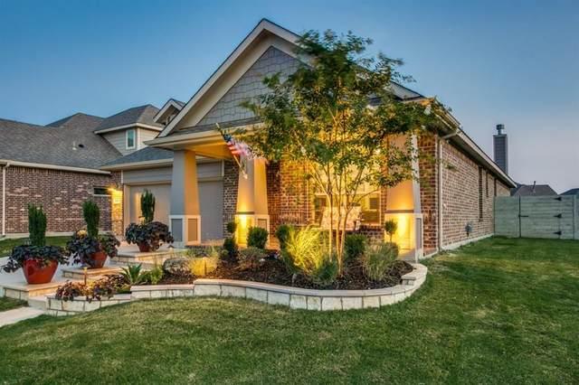 1821 Sparrow Street, Argyle, TX 76226 (MLS #14412307) :: The Heyl Group at Keller Williams