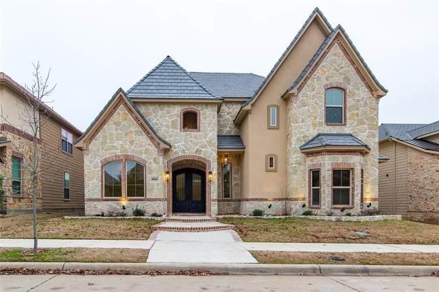 8005 Chickasaw Trail, Mckinney, TX 75070 (MLS #14412308) :: Frankie Arthur Real Estate