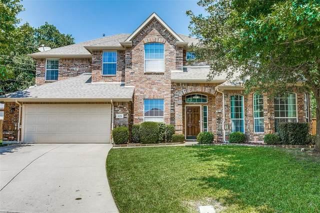 408 Ridgeview Court, Hurst, TX 76053 (MLS #14412316) :: The Heyl Group at Keller Williams