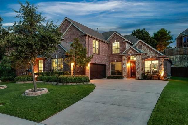 412 Crystal Glen Drive, Keller, TX 76248 (MLS #14412319) :: Team Hodnett