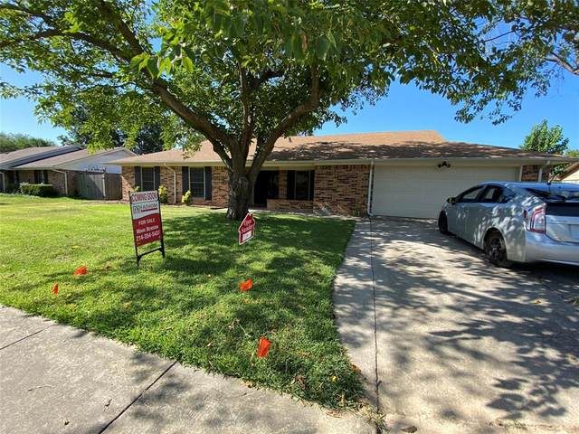 717 Bowie Street, Forney, TX 75126 (MLS #14412321) :: The Heyl Group at Keller Williams