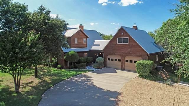 403 Haven Court, Granbury, TX 76048 (MLS #14412324) :: The Heyl Group at Keller Williams