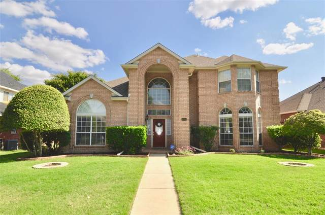 631 Beal Lane, Coppell, TX 75019 (MLS #14412328) :: The Rhodes Team