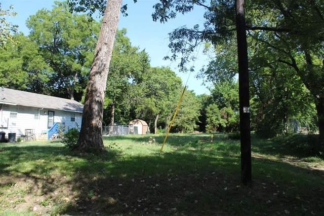 100 Frank Street, Terrell, TX 75160 (MLS #14412336) :: Hargrove Realty Group