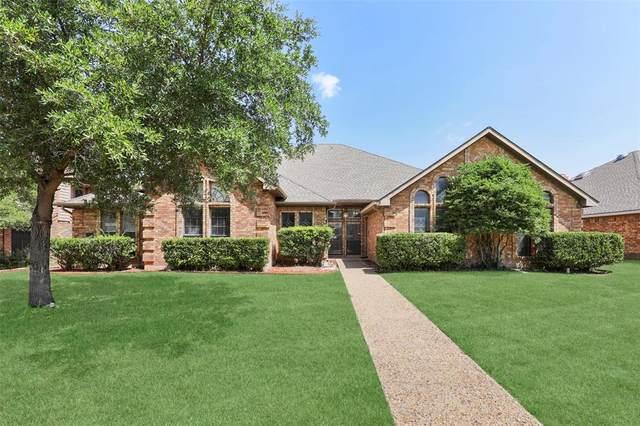 2821 Monet Place, Dallas, TX 75287 (MLS #14412340) :: Keller Williams Realty
