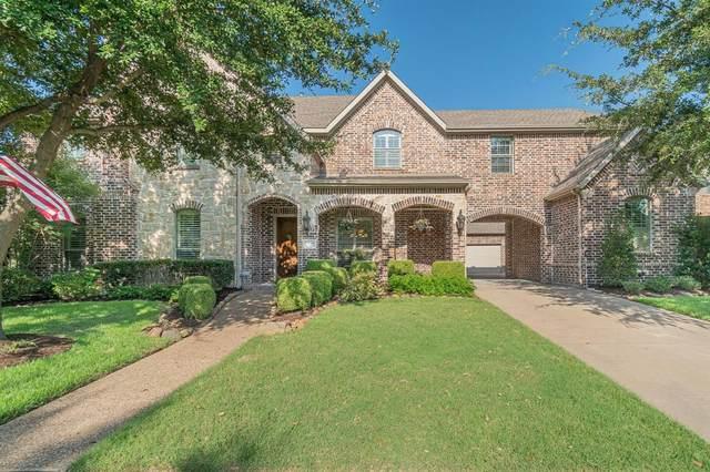 1329 Thornwood Drive, Murphy, TX 75094 (MLS #14412374) :: The Heyl Group at Keller Williams