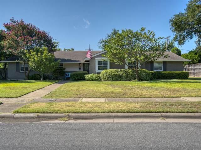3626 Merrell Road, Dallas, TX 75229 (MLS #14412392) :: Keller Williams Realty