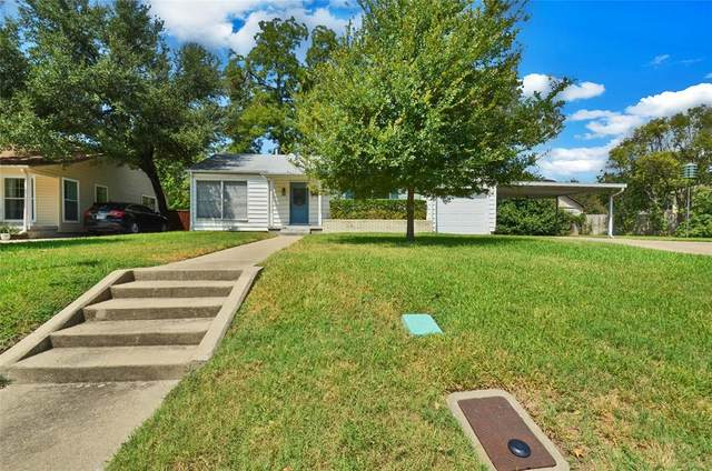 857 N Bailey Avenue, Fort Worth, TX 76107 (MLS #14412403) :: Frankie Arthur Real Estate