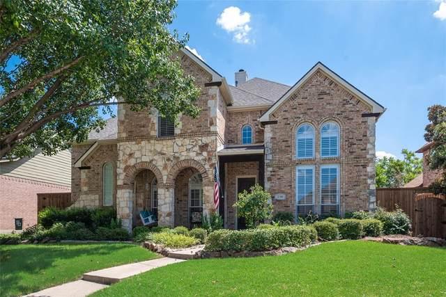 2510 Merlin Drive, Lewisville, TX 75056 (MLS #14412421) :: The Heyl Group at Keller Williams