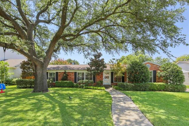 3510 Regent Drive, Dallas, TX 75229 (MLS #14412452) :: The Heyl Group at Keller Williams