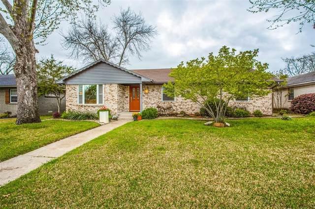 8435 Suncrest Drive, Dallas, TX 75228 (MLS #14412456) :: The Heyl Group at Keller Williams