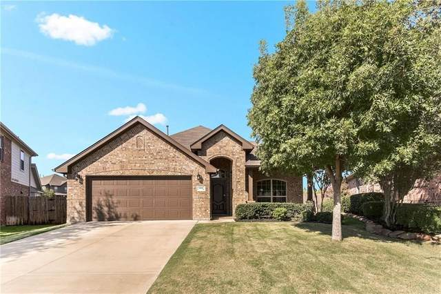 2616 Sandcherry Drive, Fort Worth, TX 76244 (MLS #14412458) :: Real Estate By Design