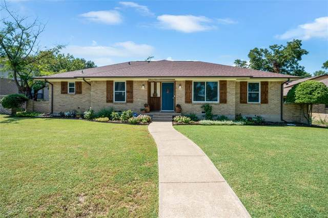 8818 Forest Green Drive, Dallas, TX 75243 (MLS #14412464) :: Keller Williams Realty