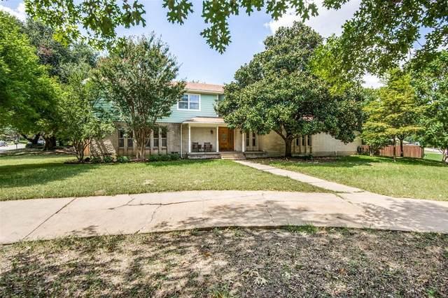 200 Lynge Drive, Allen, TX 75013 (MLS #14412466) :: The Heyl Group at Keller Williams