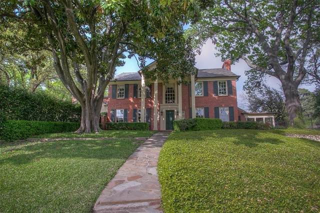 43 Valley Ridge Road, Westover Hills, TX 76107 (MLS #14412508) :: All Cities USA Realty