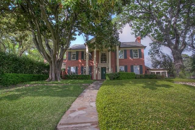 43 Valley Ridge Road, Westover Hills, TX 76107 (MLS #14412508) :: The Paula Jones Team | RE/MAX of Abilene