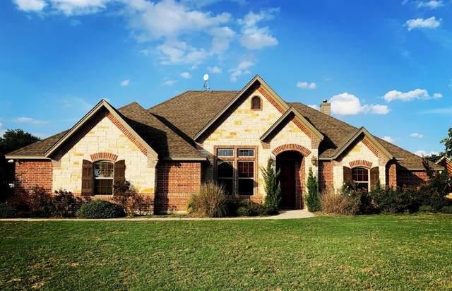 123 Blue Ribbon Lane, Stephenville, TX 76401 (MLS #14412520) :: The Kimberly Davis Group