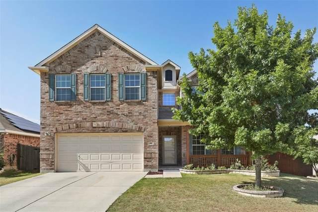 400 Emerald Creek Drive, Fort Worth, TX 76131 (MLS #14412523) :: Century 21 Judge Fite Company