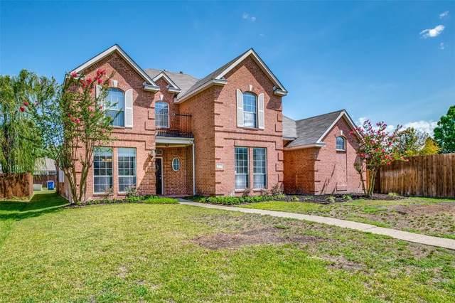 314 Droinwich Circle, Allen, TX 75002 (MLS #14412524) :: The Heyl Group at Keller Williams