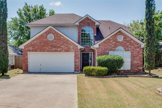 7636 Jamie Renee Lane, North Richland Hills, TX 76182 (MLS #14412528) :: The Heyl Group at Keller Williams