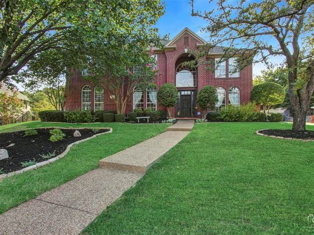 904 S Hollow Court, Southlake, TX 76092 (MLS #14412529) :: The Mitchell Group