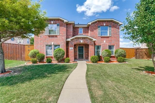 222 Breseman Street, Cedar Hill, TX 75104 (MLS #14412593) :: Century 21 Judge Fite Company