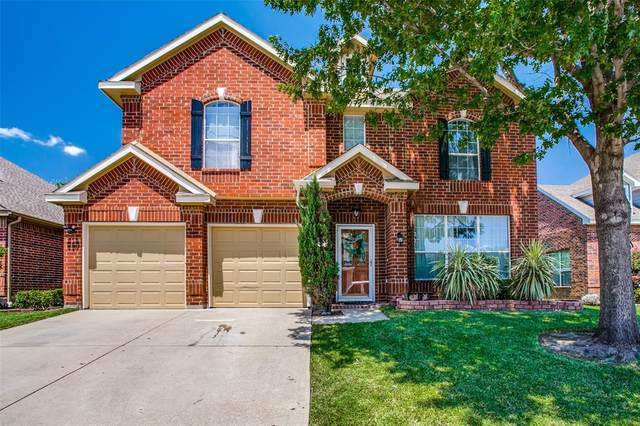 424 Persimmon Drive, Grand Prairie, TX 75052 (MLS #14412599) :: The Heyl Group at Keller Williams