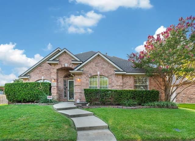 3218 Brentwood Drive, Mckinney, TX 75070 (MLS #14412639) :: The Heyl Group at Keller Williams