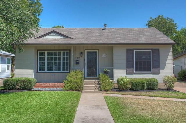 6012 Lovell Avenue, Fort Worth, TX 76116 (MLS #14412643) :: The Mitchell Group