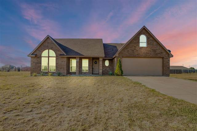 115 Blue Castle Court, Weatherford, TX 76088 (MLS #14412658) :: The Tierny Jordan Network