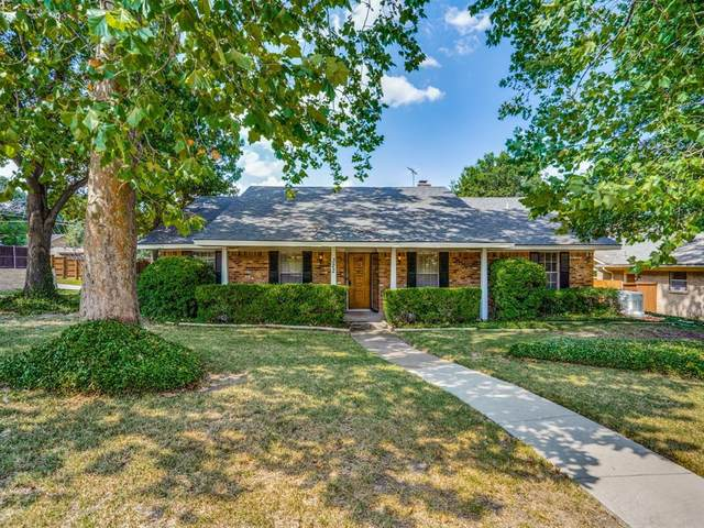 322 Canyon Ridge Drive, Richardson, TX 75080 (MLS #14412694) :: The Heyl Group at Keller Williams