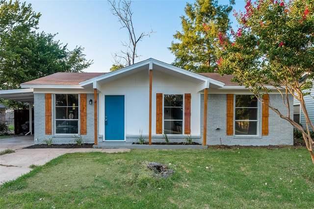 721 Sierra Drive, Mesquite, TX 75149 (MLS #14412722) :: The Heyl Group at Keller Williams
