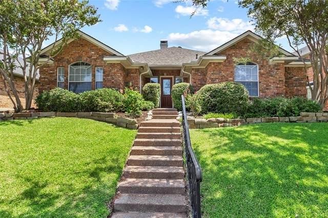 1320 Barclay Drive, Carrollton, TX 75007 (MLS #14412748) :: The Heyl Group at Keller Williams