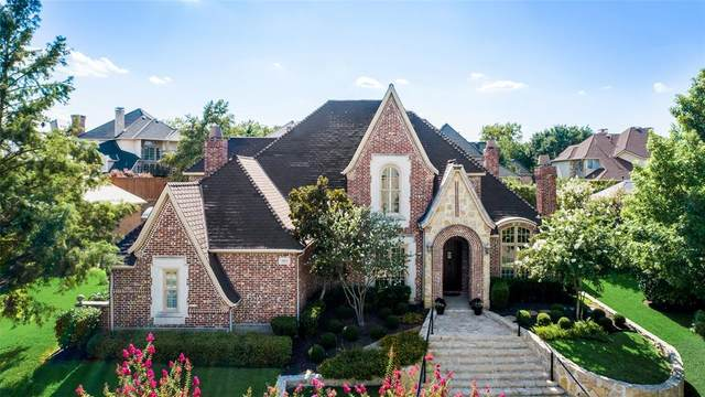 4611 Windsor Ridge Drive, Irving, TX 75038 (MLS #14412749) :: The Heyl Group at Keller Williams