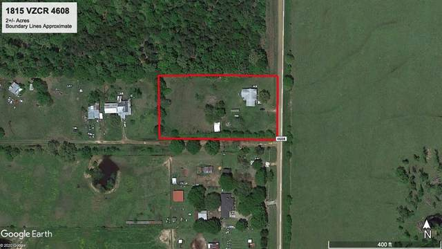 1815 Vz County Road 4608, Ben Wheeler, TX 75754 (MLS #14412788) :: Real Estate By Design