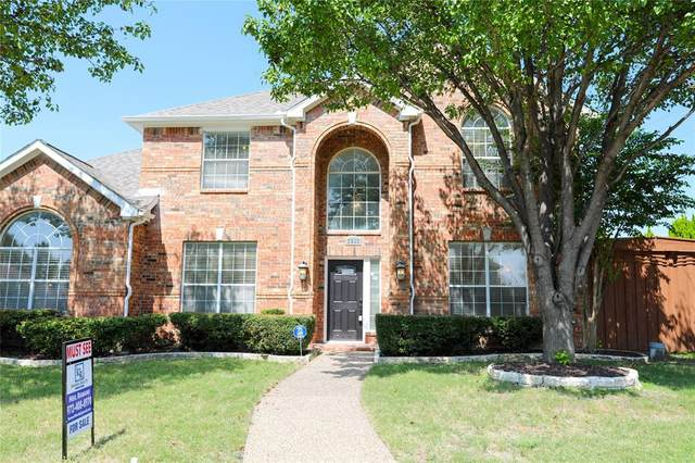 3001 Great Southwest Drive, Plano, TX 75025 (MLS #14412797) :: The Heyl Group at Keller Williams